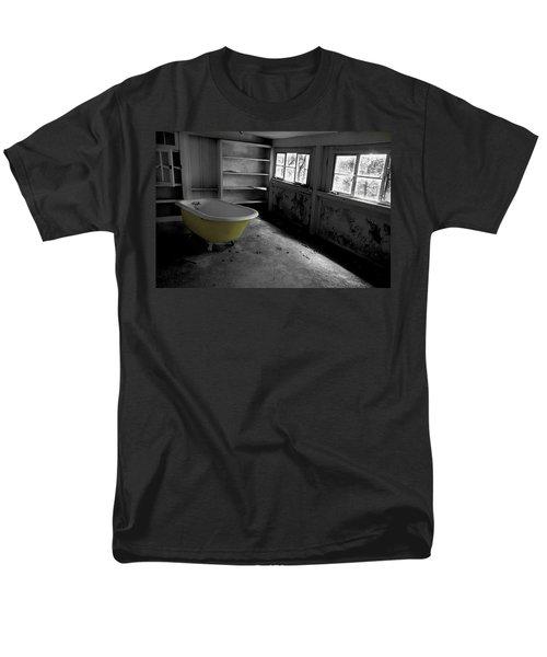 Left Behind Men's T-Shirt  (Regular Fit) by Michael Eingle