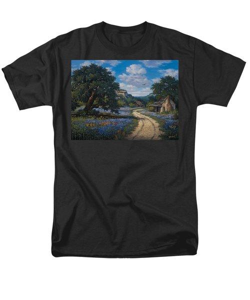 Lone Star Vision Men's T-Shirt  (Regular Fit)