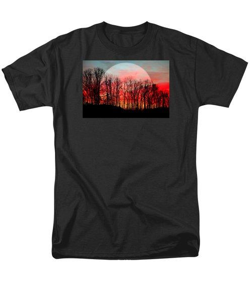 Moon Dance Men's T-Shirt  (Regular Fit)
