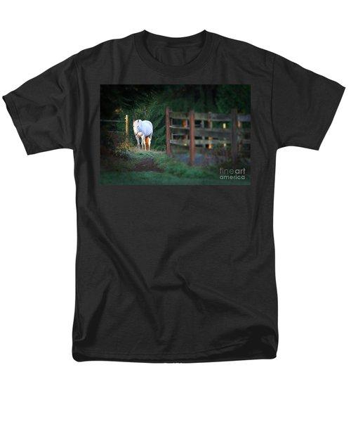 Self Assurance Men's T-Shirt  (Regular Fit) by Michelle Twohig
