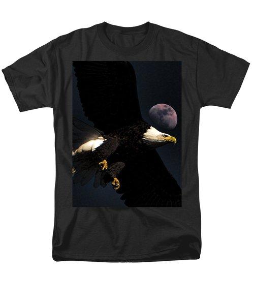 Men's T-Shirt  (Regular Fit) featuring the photograph Night Moves by John Freidenberg