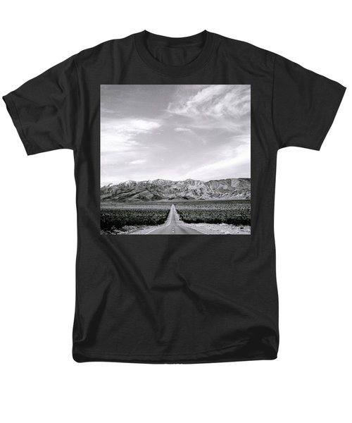 On The Road Men's T-Shirt  (Regular Fit) by Shaun Higson