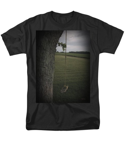 Men's T-Shirt  (Regular Fit) featuring the photograph Once Upon A Time by Cynthia Lassiter