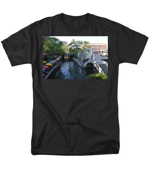 Sa River Walk 2 Men's T-Shirt  (Regular Fit) by Shawn Marlow