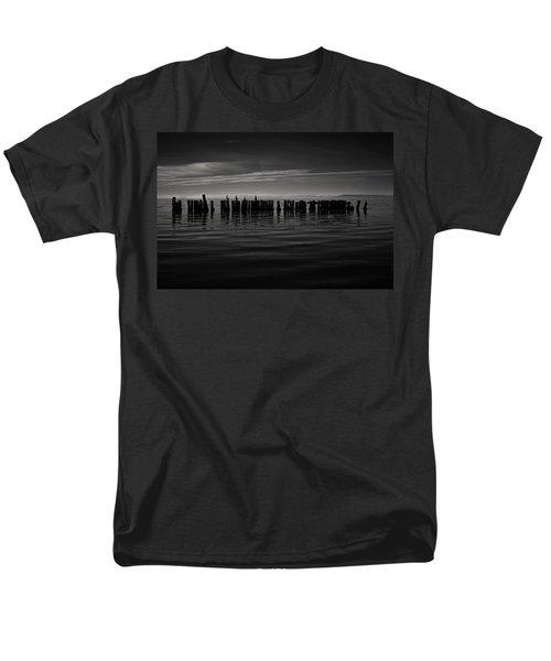 Salton Sea Piles Men's T-Shirt  (Regular Fit)