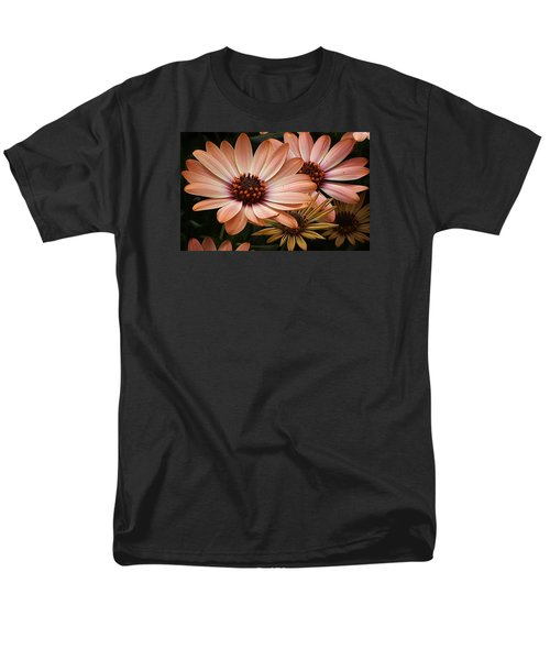 Men's T-Shirt  (Regular Fit) featuring the photograph She Loves Me She Loves Me Not  by Bruce Bley