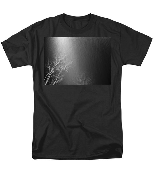 Snowfall Men's T-Shirt  (Regular Fit)