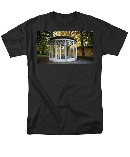 Sound Of Music Gazebo Men's T-Shirt  (Regular Fit) by Silvia Bruno