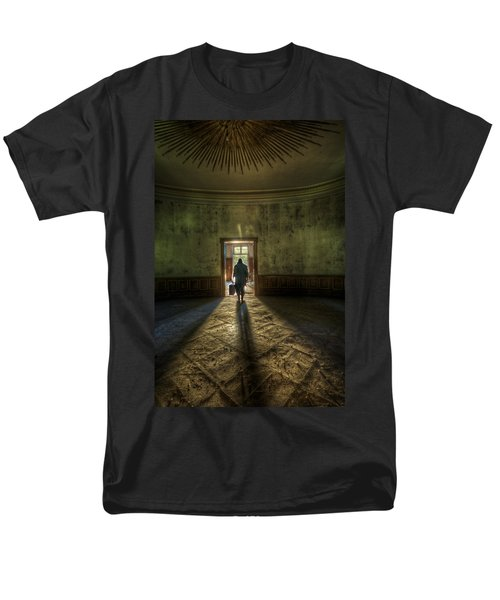 Step Into The Light Men's T-Shirt  (Regular Fit) by Nathan Wright