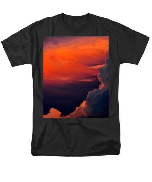 Storm Moving In 16101 Men's T-Shirt  (Regular Fit) by Jerry Sodorff