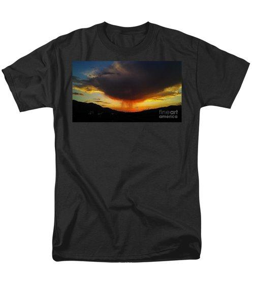 Storms Coming Men's T-Shirt  (Regular Fit) by Chris Tarpening