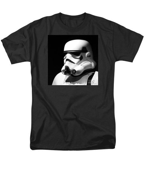 Men's T-Shirt  (Regular Fit) featuring the photograph Stormtrooper by Chris Thomas