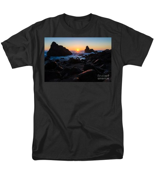 Men's T-Shirt  (Regular Fit) featuring the photograph Sun Kissed by CML Brown