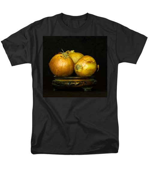 Men's T-Shirt  (Regular Fit) featuring the photograph Tear Jerkers by Elf Evans