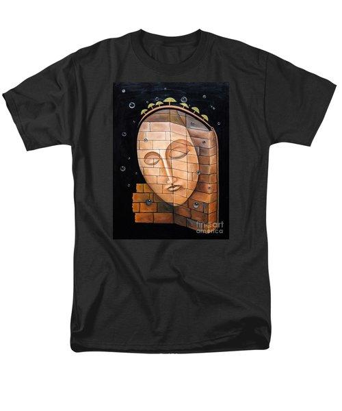 The Corner Men's T-Shirt  (Regular Fit) by Fei A
