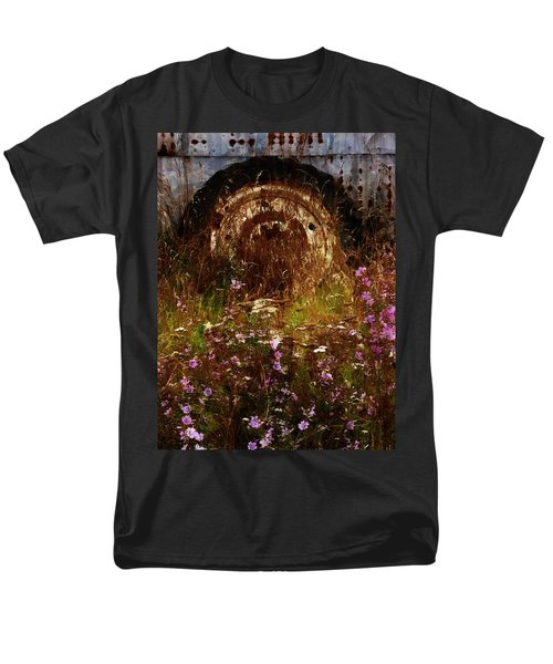 The Spare Wheel  Men's T-Shirt  (Regular Fit) by Steve Taylor