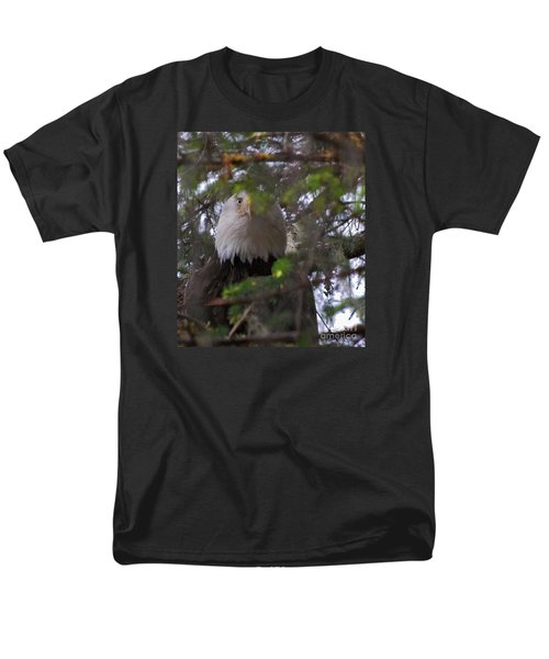 The Watcher Men's T-Shirt  (Regular Fit) by Cynthia Lagoudakis