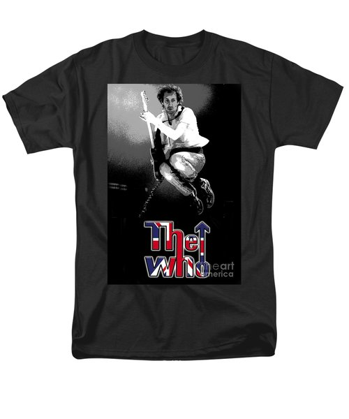 The Who Men's T-Shirt  (Regular Fit) by Doc Braham