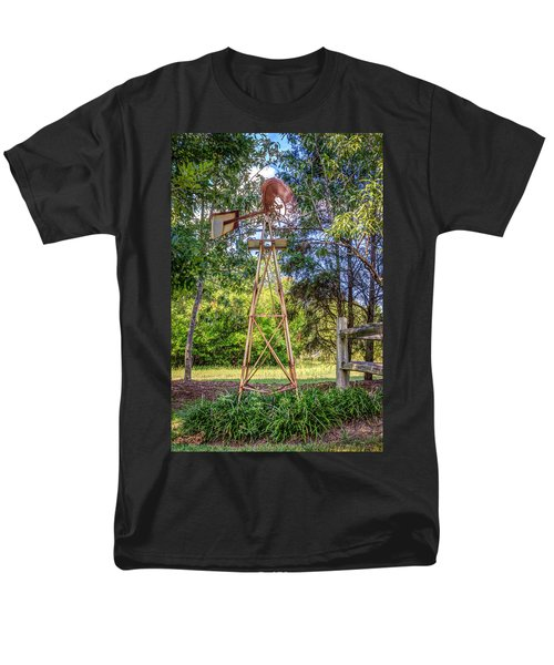 Men's T-Shirt  (Regular Fit) featuring the photograph Warm Breeze by Rob Sellers