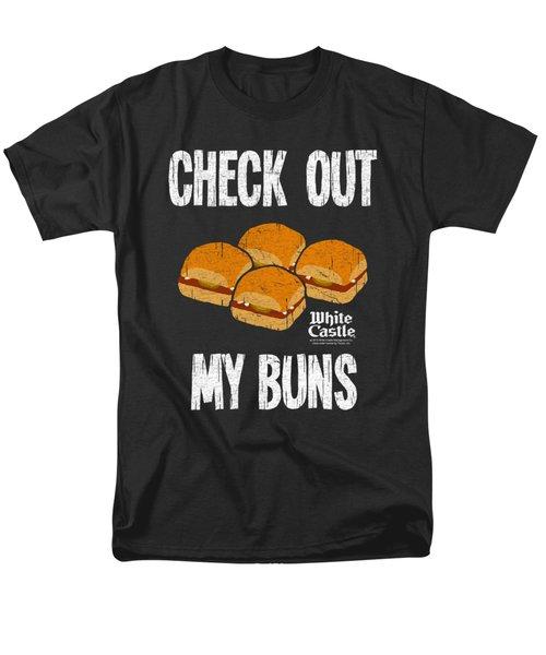 White Castle - My Buns Men's T-Shirt  (Regular Fit) by Brand A