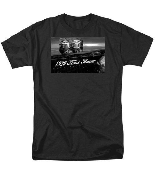 Men's T-Shirt  (Regular Fit) featuring the photograph 1929 Ford Racer by Janice Adomeit