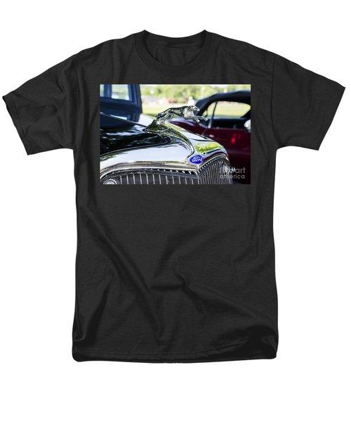 1933 Ford Hood Ornament Men's T-Shirt  (Regular Fit) by Paul Mashburn