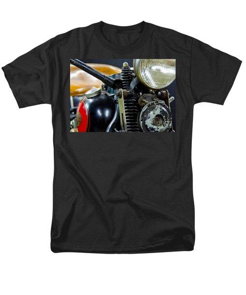 1936 El Knucklehead Harley Davidson Motorcycle Men's T-Shirt  (Regular Fit) by Wilma  Birdwell