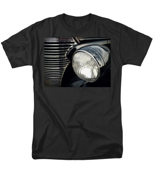 Men's T-Shirt  (Regular Fit) featuring the photograph 1938 Chevrolet Deluxe Sedan by Joseph Skompski
