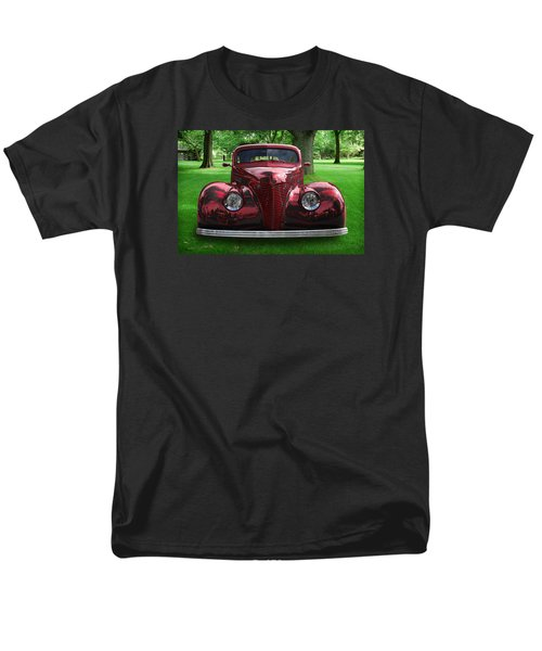 Men's T-Shirt  (Regular Fit) featuring the digital art 1938 Ford Coupe by Richard Farrington