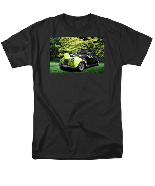 Men's T-Shirt  (Regular Fit) featuring the digital art 1939 Ford Coupe by Richard Farrington