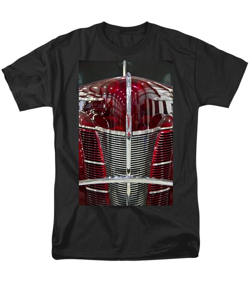 1940 Ford V8 Grill  Men's T-Shirt  (Regular Fit) by Eti Reid