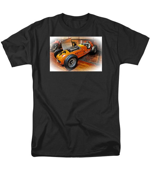 1952 Indy 500 Roadster Men's T-Shirt  (Regular Fit) by Mike Martin