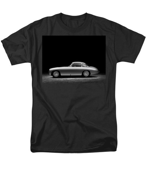 Men's T-Shirt  (Regular Fit) featuring the photograph 1952 Mercedes 300 Sl  by Gianfranco Weiss