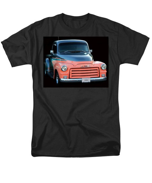 1953 Gmc Pick-up Men's T-Shirt  (Regular Fit) by Davandra Cribbie
