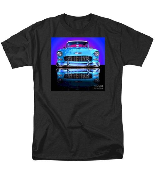 1955 Chevy Bel Air Men's T-Shirt  (Regular Fit) by Jim Carrell