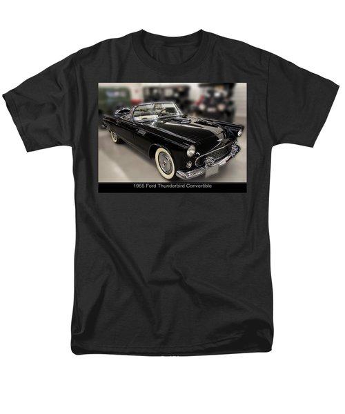 1955 Ford Thunderbird Convertible Men's T-Shirt  (Regular Fit)