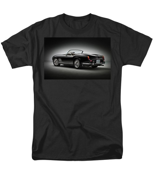 1961 Ferrari 250 Gt California Spyder Men's T-Shirt  (Regular Fit) by Gianfranco Weiss