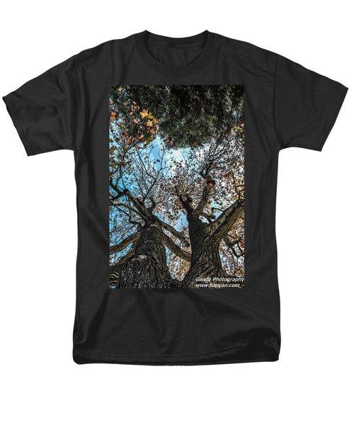 1st Tree Men's T-Shirt  (Regular Fit) by Gandz Photography