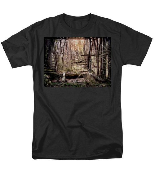 Men's T-Shirt  (Regular Fit) featuring the photograph Been There by Bonnie Willis