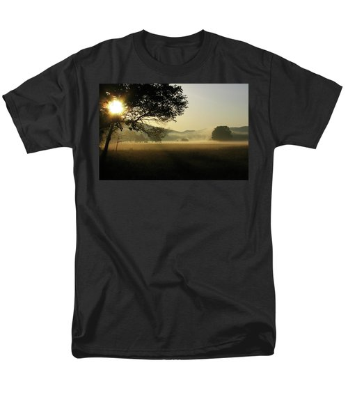 Cades Cove Sunrise II Men's T-Shirt  (Regular Fit)