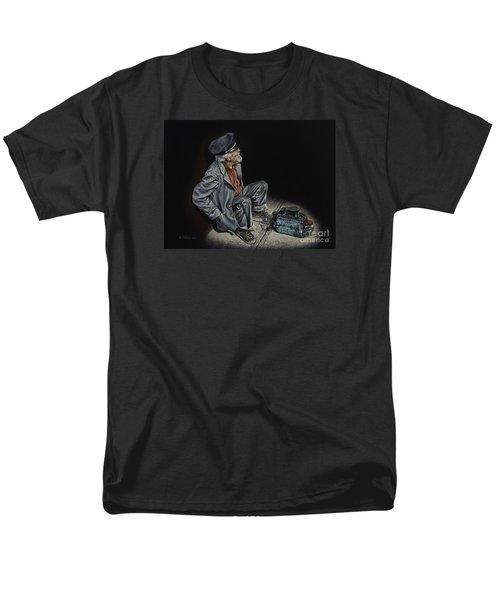 Empty Pockets Men's T-Shirt  (Regular Fit)