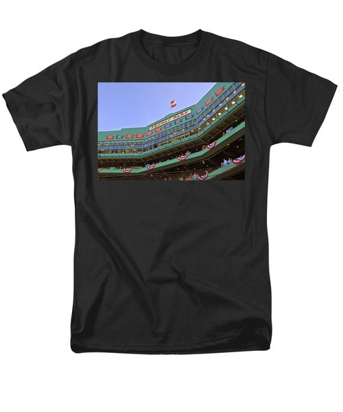 Fenway's 100th Men's T-Shirt  (Regular Fit) by Joann Vitali