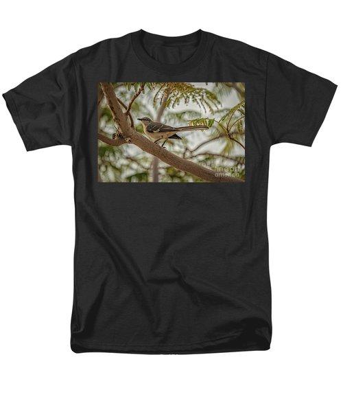 Mockingbird Men's T-Shirt  (Regular Fit) by Robert Bales