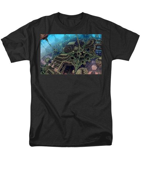 Parallel World  Men's T-Shirt  (Regular Fit) by Evgeniy Lankin