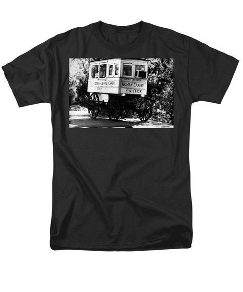 Roman Candy Men's T-Shirt  (Regular Fit) by Scott Pellegrin