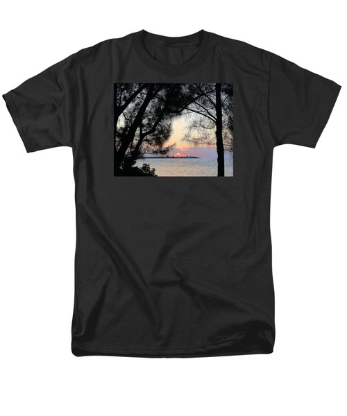 Men's T-Shirt  (Regular Fit) featuring the photograph Tequila Sunrise by Amar Sheow
