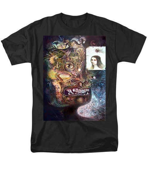 The Beast Of Babylon Men's T-Shirt  (Regular Fit) by Otto Rapp