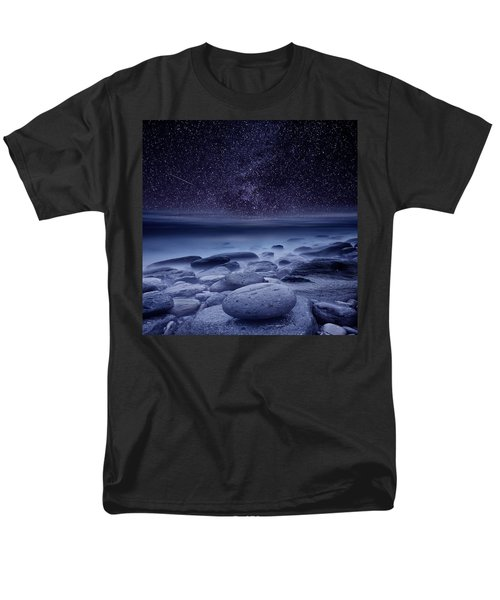 The Cosmos Men's T-Shirt  (Regular Fit) by Jorge Maia