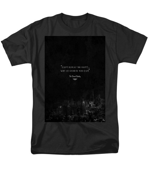 The Great Gatsby Men's T-Shirt  (Regular Fit) by Mike Taylor