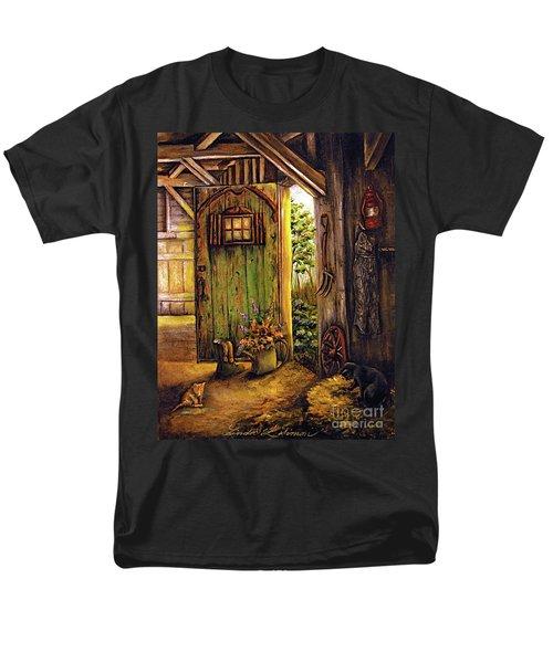 Timeless Men's T-Shirt  (Regular Fit) by Linda Simon